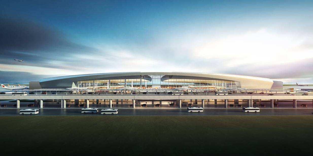 温州机场T2航站楼启用了,它凭什么让旅客们连连称赞?